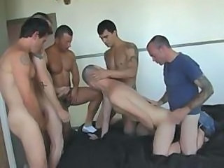 Gay Bareback Surprise