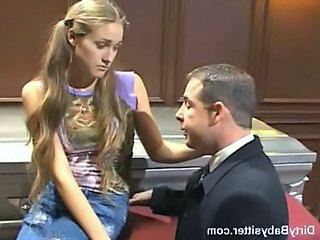 Video from: pornhub | Dirty Babysitter Veronica