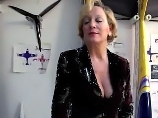 Mature French European French Mature