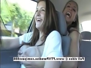 Car Public Teen Big Tits Teen Car Teen Car Tits