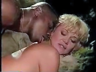 Interracial Blonde MILF Interracial Blonde