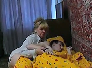 Mom Sleeping Amateur Homemade Mature Mature Young Boy