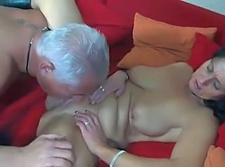 German European Licking German Mature Older Man