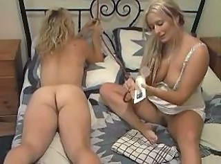 Michelle B and Rogue Rose Enema 3