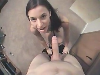 Haley Wilde Sucking Cock & Swallowing Cum