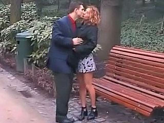 Outdoor Vintage Kissing Outdoor Outdoor Anal