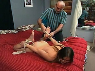 Voluptuous young amateur gets...