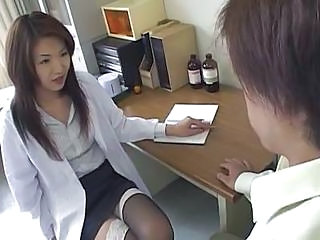 Asian Cute Doctor Milf Asian Milf Stockings Stockings