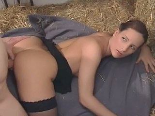 Beautiful german girl fucked on...