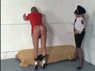Ass Spanking Uniform Whip Caught Mom