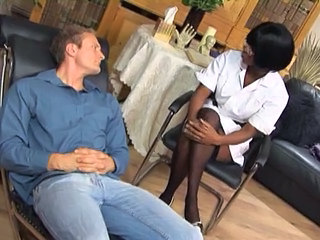 Doctor Ebony  Milf Stockings Stockings