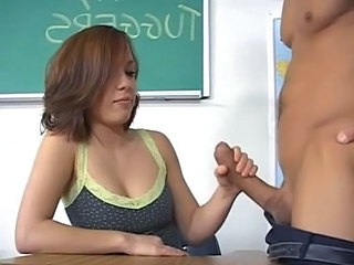 Jerk in the classroom