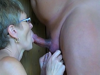 Blowjob Glasses Mature Blowjob Mature Glasses Mature Mature Ass