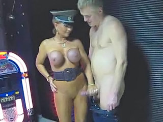 Uniform Outdoor Silicone Tits Big Tits Milf Milf Big Tits Outdoor