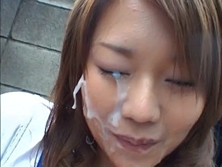 Asian Bukkake Teen Asian Teen Japanese Teen Public