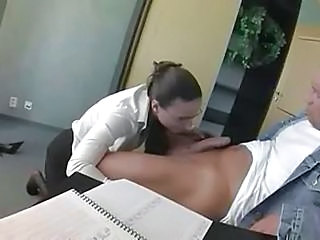 Boss Ass Fucks Secretary