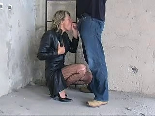 Stockings Blowjob MILF Blowjob Milf German Blowjob German Milf