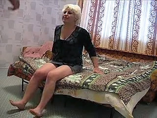 Russian Mature Blonde Russian Mature