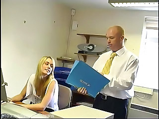 Teen Secretary Serves