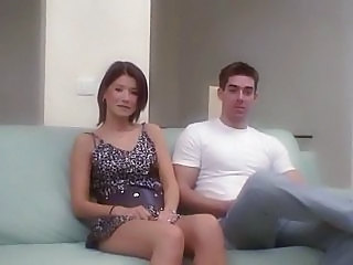 Hot French Couple s First Time Cam...f70