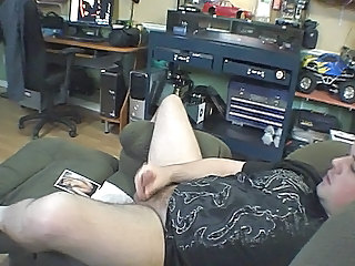 Jerking Off A Good Load My Stepmother Was Filming