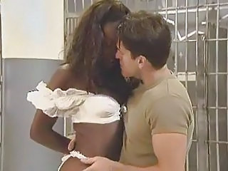 Prison Ebony Interracial Son