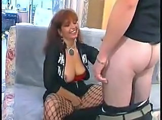 Casting Plump Redhead French Amateur Milf Anal and Cumshot _: amateur facials french