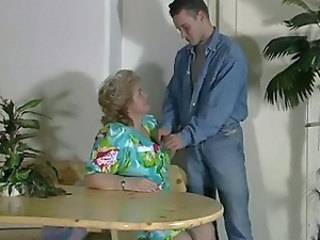 Granny Granny Hairy Hairy Granny German Blowjob Glasses Teen