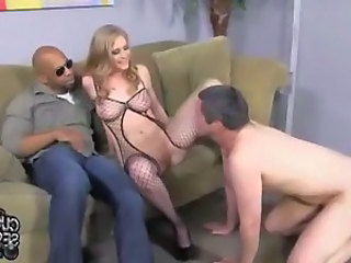 Pussy of Allie James gets...