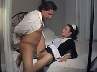 Maid Clothed Uniform Italian Milf
