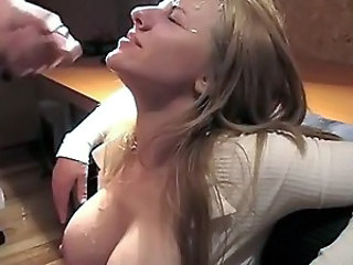 Video from: tube8 | Sexiest Facial Ever