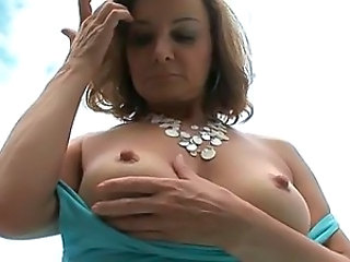 Nipples Mature Housewife
