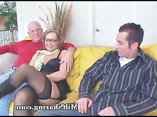 Cuckold Stockings  Glasses Mature Mature Ass Mature Stockings