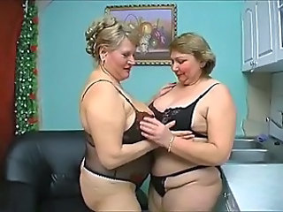 Granny Chubby Mature Granny Sex Lingerie