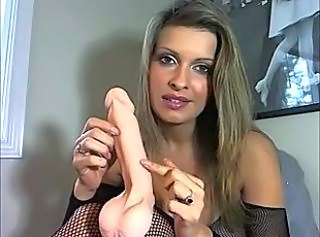 Dirty dildo fun for fags