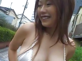 Cute Outdoor Public Asian Teen Cute Asian Cute Teen