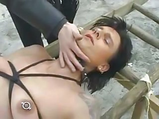 Slave Fetish Nipples Piercing Kinky German Fisting Anal Japanese Busty
