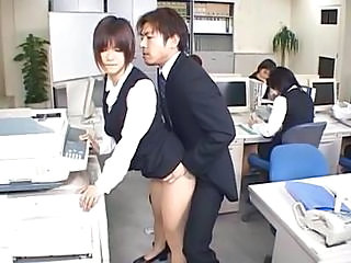 Secretary MILF Office Clothed Fuck Cute Japanese Japanese Cute