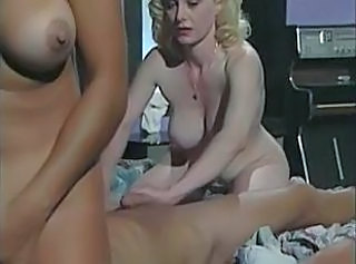 Two guys spanked by sluts _: face sitting big boobs blondes brunettes femdom bdsm group milfs