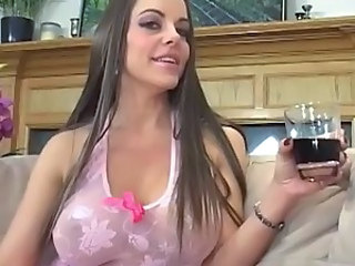 Drunk Amazing MILF Son