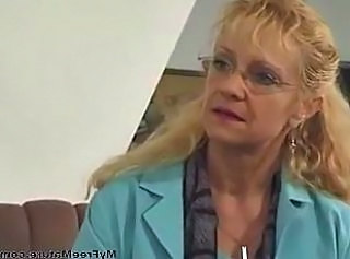 Granny German Cumshot Mature German German Granny