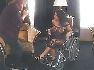 Girl Fucked In Wheelchair