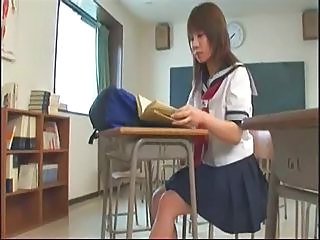 Japanese Schoolgirl Fucked By American Teacher