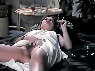 Smoking Hairy MILF Big Tits German Big Tits Milf German Milf