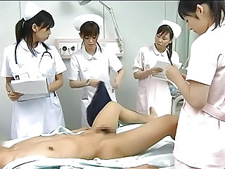 Nurse CFNM Uniform Asian Teen Cfnm Handjob Cute Asian
