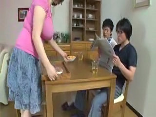 Family Mom Japanese Asian Big Tits Big Tits Big Tits Asian