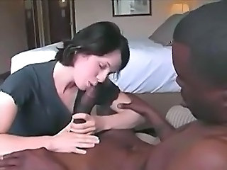 Cuckold Wife Interracial Amateur Amateur Blowjob Big Cock Blowjob