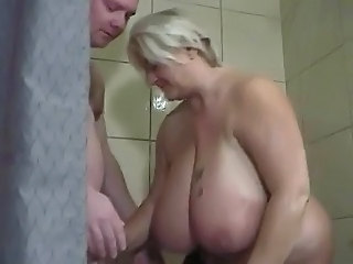 Amateur Bathroom BBW Amateur Big Tits Bathroom Tits Bbw Amateur