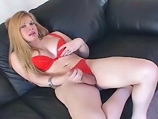 Shemale Toy Anal