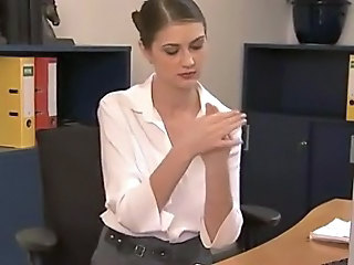 Office Secretary Cute Office Babe